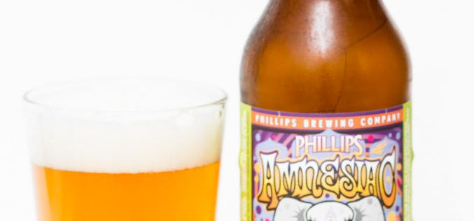 Phillips Brewery – Amnesiac Double IPA