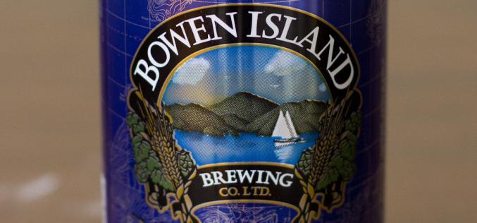 Bowen Island Brewing Co. – Artisan IPA