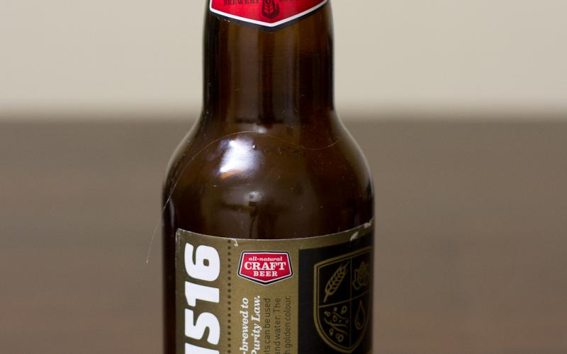 Okanagan Spring Brewery – 1516 Lager