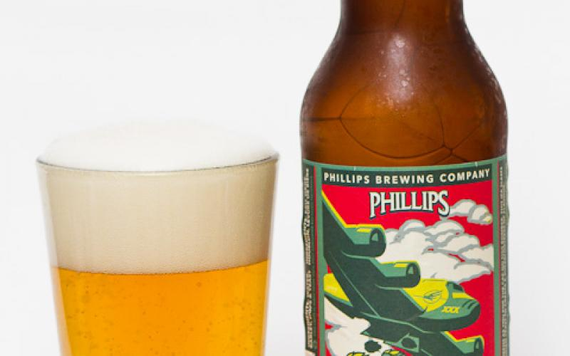 Phillips Brewing Co. – Hoperation Tripel Cross Belgian IPA