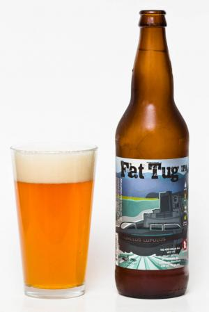 Driftwood Brewery Fat Tug IPA Review