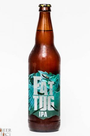 Driftwood Fat Tug IPA (New Label)