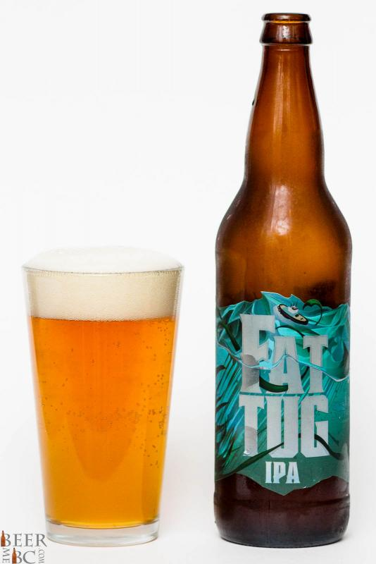 Driftwood Fat Tug IPA (New Label)