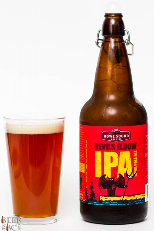 Howe Sound Brewing Devil's Elbow IPA Review