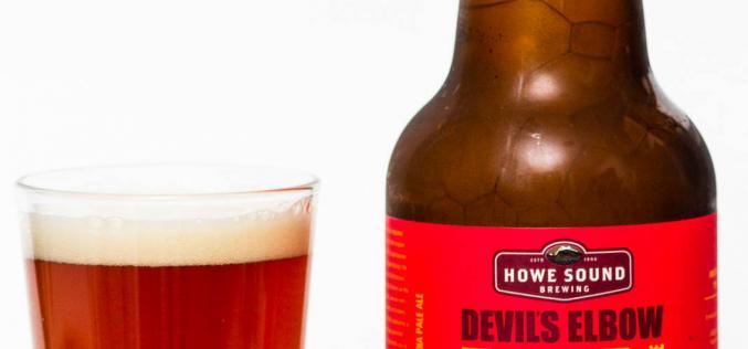 Howe Sound Brewing Co. – Devil's Elbow India Pale Ale