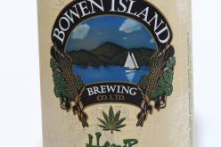 Bowen Island Brewing – Hemp Blonde Ale