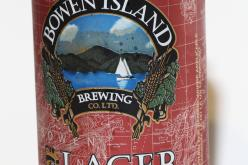 Bowen Island Brewing Co. – Lager