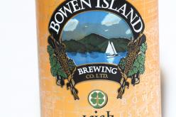 Bowen Island Brewing Co. – Irish Cream Ale