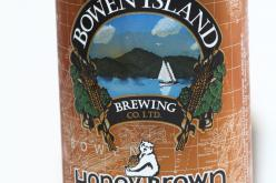 Bowen Island Brewery – Honey Brown Lager