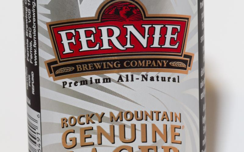 Fernie Brewing Co. – Rocky Mountain Lager