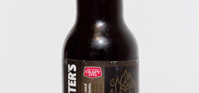 Okanagan Spring Brewery – Brewmaster's Black Lager