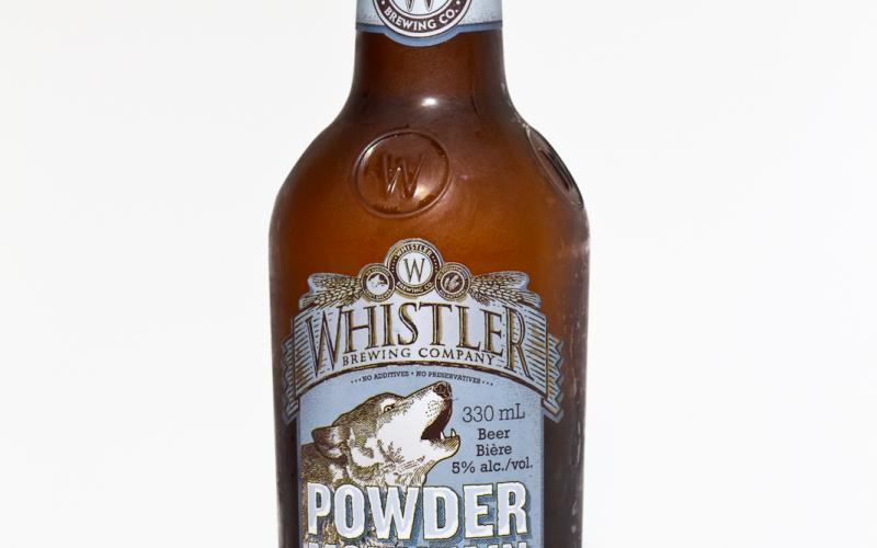 Whistler Brewing Co. – Powder Mountain Lager