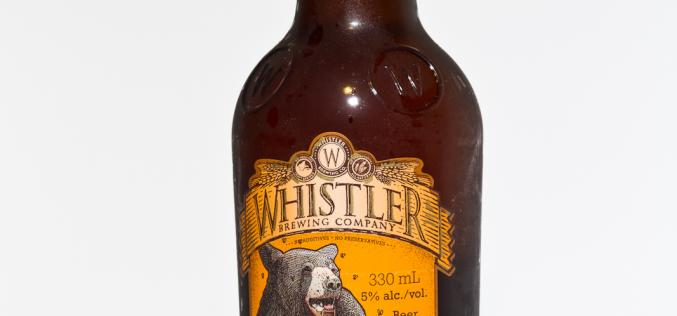 Whistler Brewing Co. – Bear Paw Honey Lager