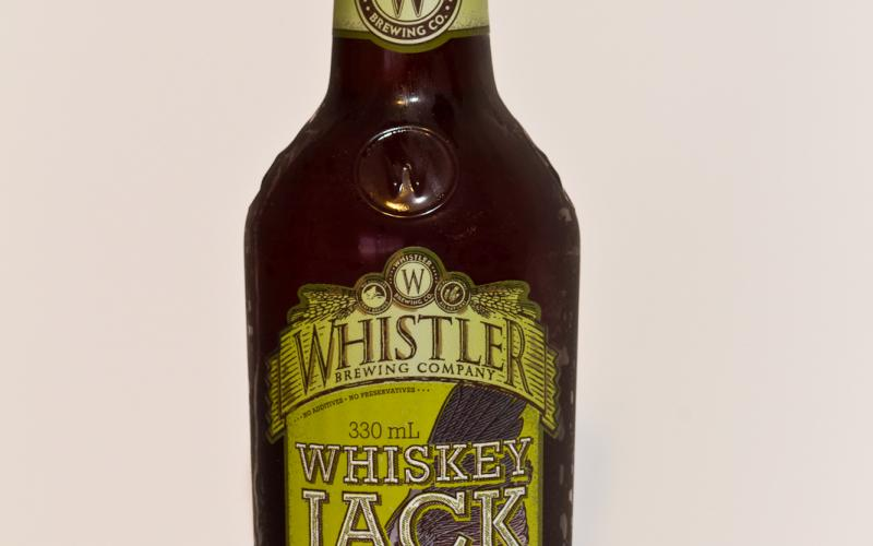 Whistler Brewing Co. – Whiskey Jack Ale