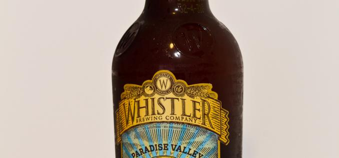 Whistler Brewing Co. – Paradise Valley Grapefruit Ale