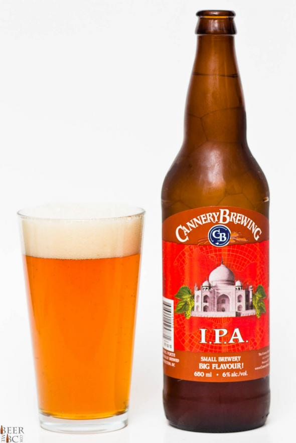 Cannery Brewing Co. - India Pale Ale Review