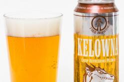 Tree Brewing Company – Kelowna Pilsner