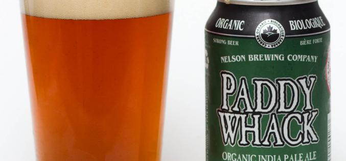 Nelson Brewing Co. – Paddy Whack IPA