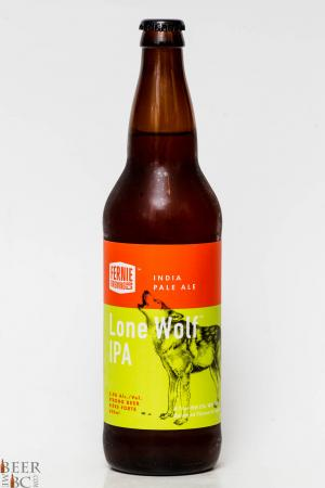 Fernie Brewing Co. - Lone Wolf IPA Review