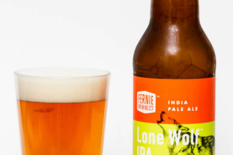Fernie Brewing Co. – Lone Wolf IPA