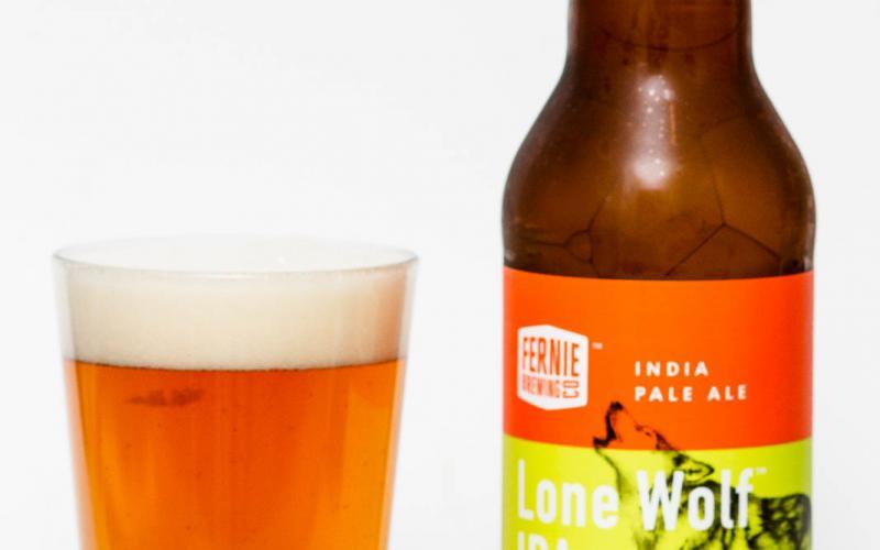 Fernie Brewing Co. – Lone Wolf IPA