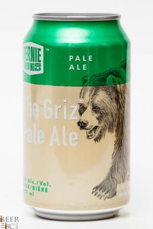 Fernie Brewing Co - The Griz Pale Ale Review
