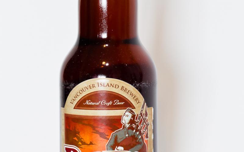 Vancouver Island Brewery – Piper's Pale Ale