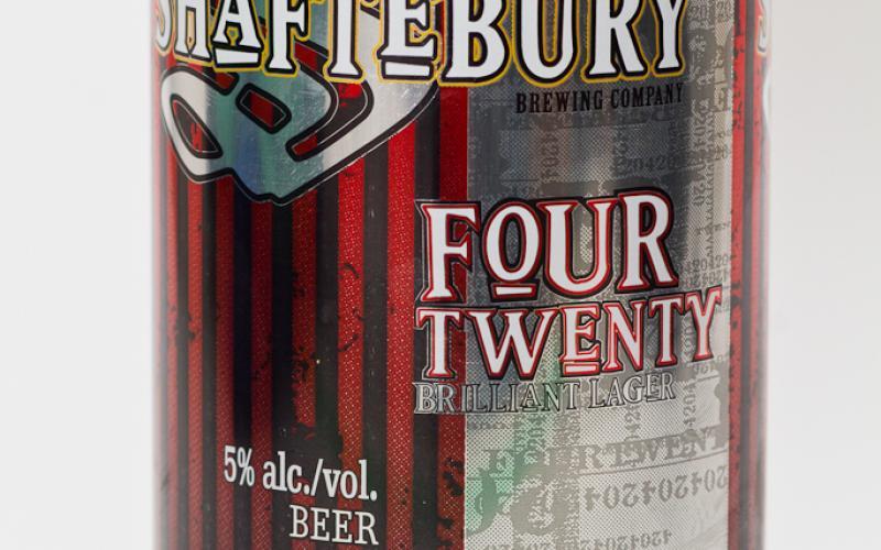 Shaftebury Brewing Co. – Four Twenty Lager