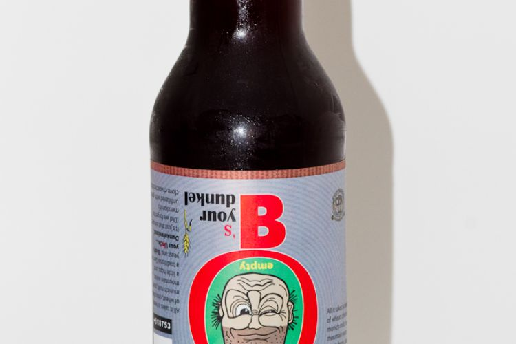 Mt Begbie Brewing Co. – Bob's Your Dunkel Strong Ale
