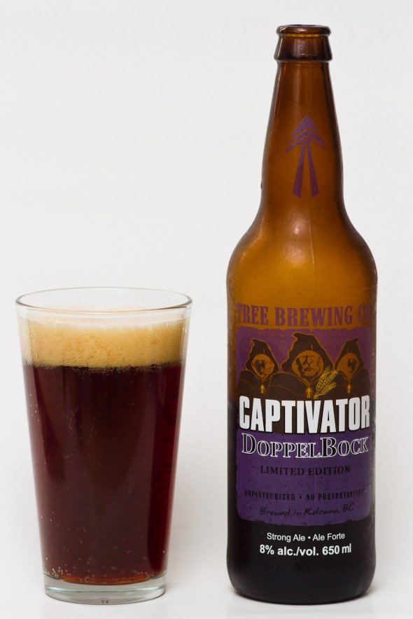 Tree Brewing Captivator Doppelbock Review