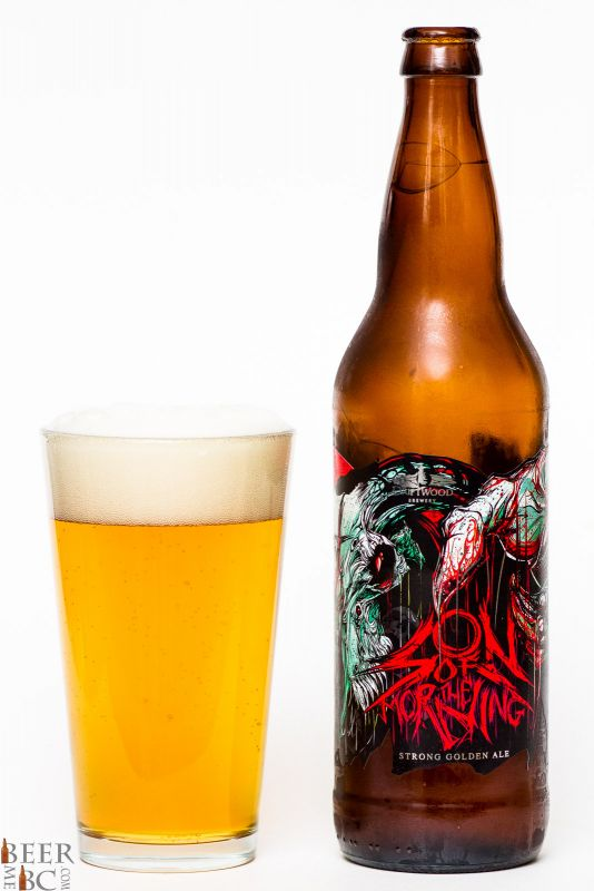 Driftwood Brewing Son of the Morning Golden Ale Review