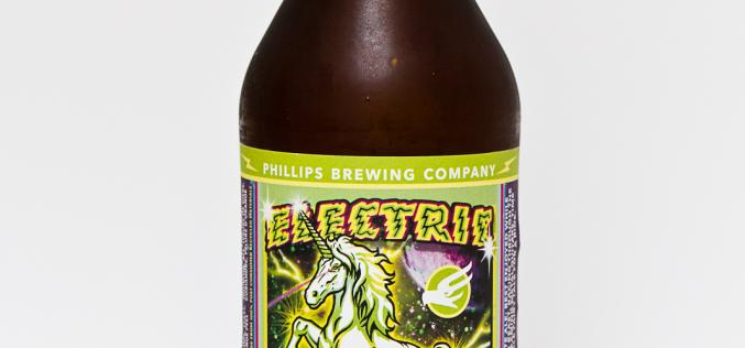 Phillips Brewing Co. – Electric Unicorn White IPA