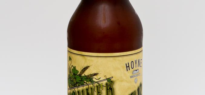 Hoyne Brewing Co. – Hoyner Pilsner