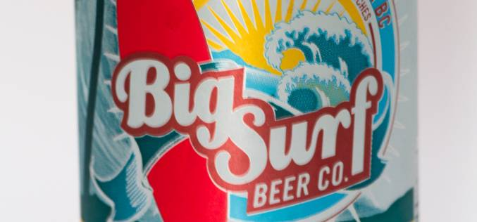 Big Surf Beer Co. – Laid Back Lager