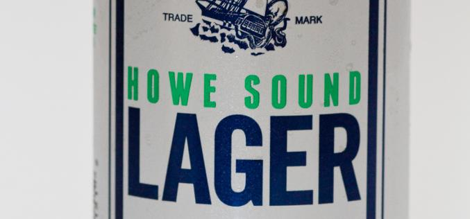 Howe Sound Brewing Co. – Howe Sound Lager