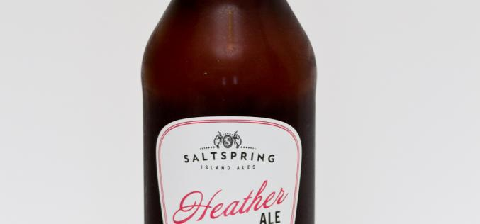 Saltspring Island Ales – Heather Ale