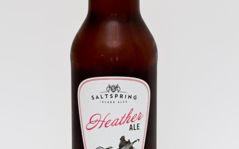 Saltspring Island Ales – Heather Ale