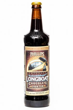 Phillips Brewing Longboat Chocolate Porter Review