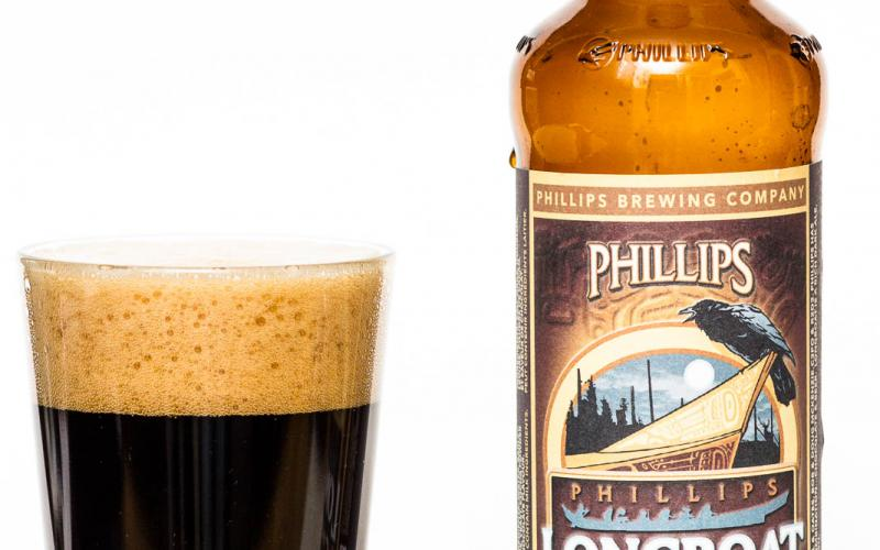 Phillips Brewery – Longboat Chocolate Porter