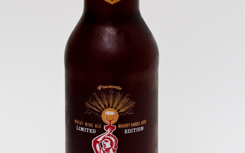 Russell Brewing – Nectar of the Gods Wheat Wine Ale (2012)