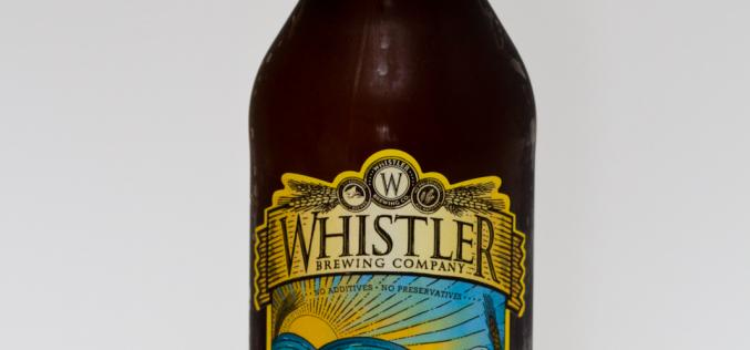 Whistler Brewing Co. – Pineapple Express Wheat Ale