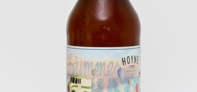 Hoyne Brewing Co. – Summer Haze Honey Hefe