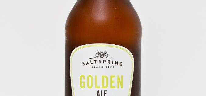 Saltspring Island Ales – Golden Ale