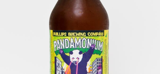 Phillips Brewing Co. – Pandamonium 11th Hour Anniversary Ale