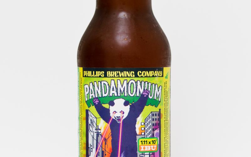 Phillips Brewing Co. – Pandamonium 11th Hour Anniversary Ale