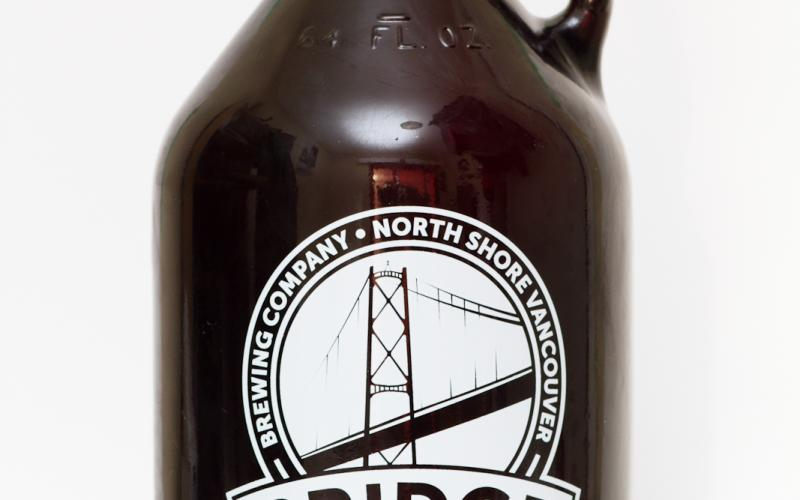 Bridge Brewing Co. – Seasonal Ale