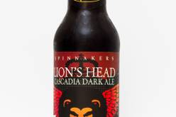 Spinnakers Brewing Co. – Lion's Head Cascadia Dark Ale