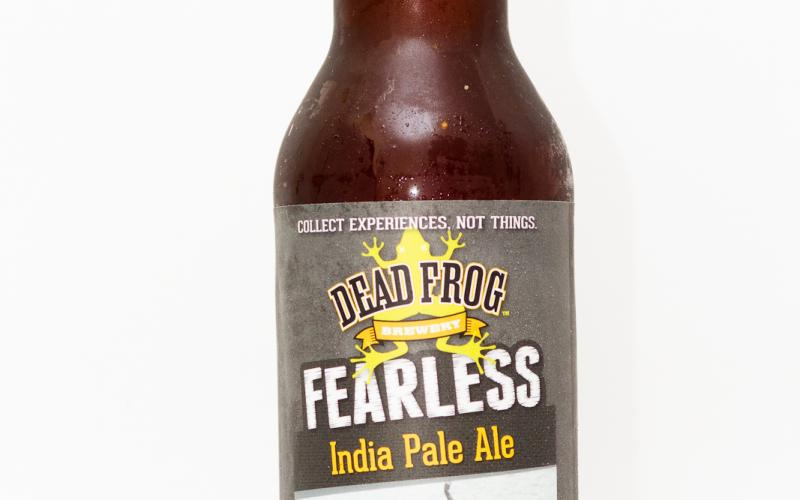 Dead Frog Brewery – Fearless India Pale Ale