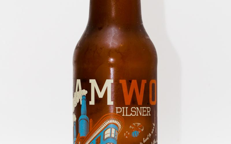 Steamworks Brewing Co. – Pilsner