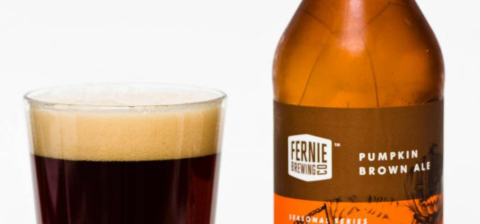 Fernie Brewing Co. – Pumpkin Head Brown Ale